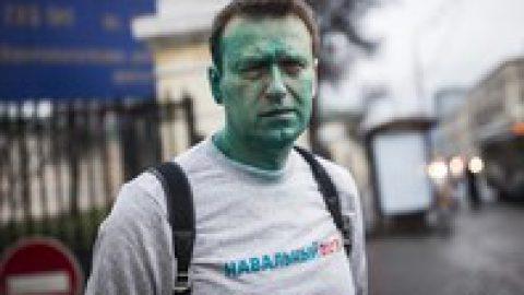 Сторонники Навального: напавшие на него с токсичной зеленкой похожи на  провокаторов  SERB