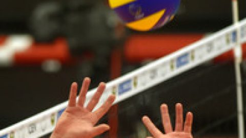 Российские волейболисты одержали вторую победу на турнире в Таллине
