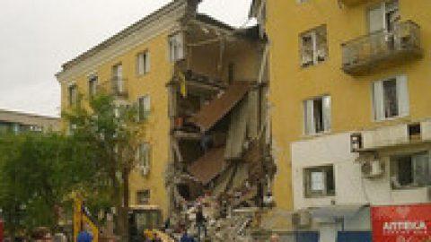 В рамках расследования причин обрушения дома в Волгограде задержаны три человека