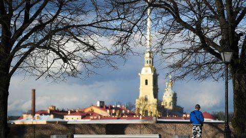Последние весенние дни в Петербурге стали самыми холодными за 50 лет