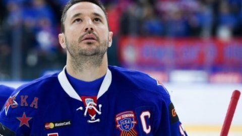 Травма Ильи Ковальчука не повлияет на переговоры по новому контракту со СКА
