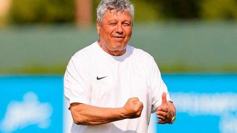 Мирча Луческу прокомментировал победу над «Томью»