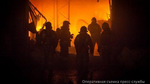 Тела трех человек обнаружены в сгоревшем доме на Костромском проспекте в Петербурге