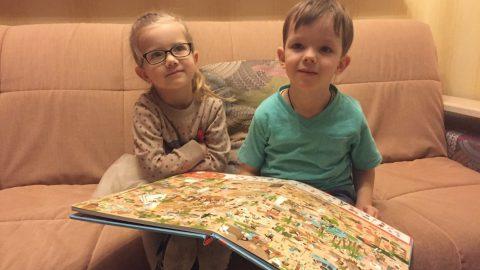 «Здесь читают дети»: В Петербурге открылось идеальное книжное пространство для самых маленьких