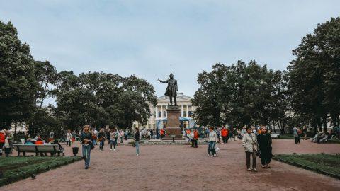 В Петербурге состоится профилактический уход на памятниками
