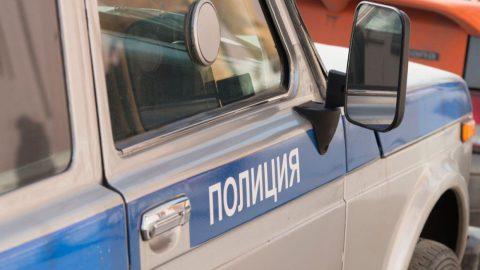 Полиция разоружила пьяного жителя Ленобласти