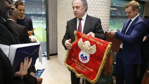 Виталий Мутко заявил, что сборная России всех «порвёт» в футболе
