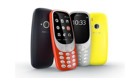 Появление Nokia 3310 на прилавках вызвало ажиотаж