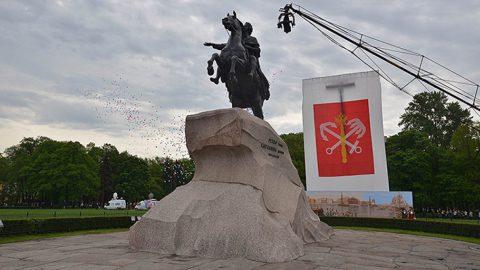 Празднование Дня города ограничит движение в центре Петербурга в пятницу и субботу
