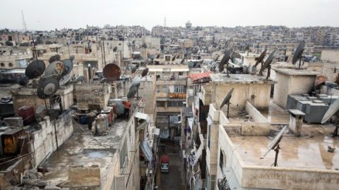 В Алеппо снова открылся туристический сезон