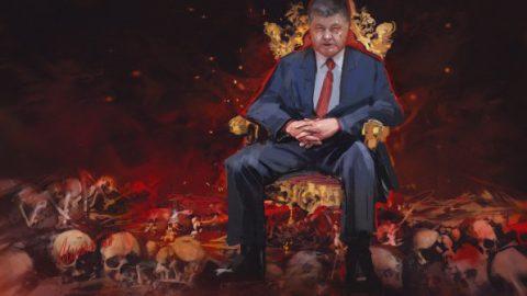 """Порошенко: """"щупальца Кремля тянутся к горлам ключевых столиц Европы"""""""