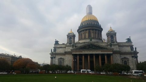 Сотрудники Исаакиевского собора проведут бесплатную экскурсию «Исаакий – музей»