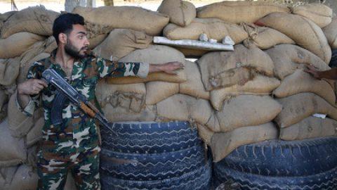 Оппозиция Сирии рассказала о предложении России ввести нейтральный контингент