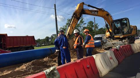 Участок Токсовского шоссе обновят