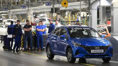 Завод Hyundai в Петербурге продолжит работать в сокращенном режиме