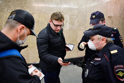 В Москве исчезли пробки и очереди в метро из-за проверки пропусков