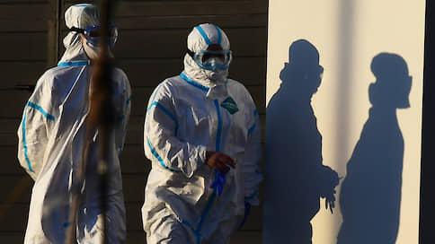 В России за сутки выявлен 10 581 заразившийся коронавирусом, всего — 145 268