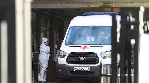 В Петербурге выявлено 369 новых случаев COVID-19