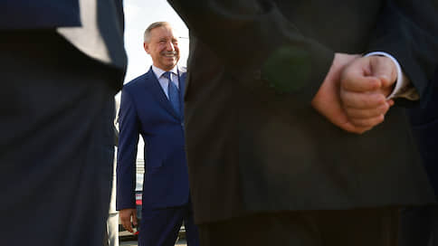 Зачистка без списка // Глав исполнительных органов не пустят вправительство Петербурга