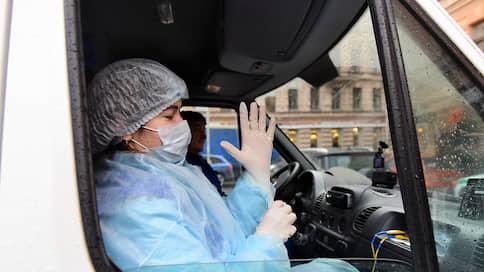 Плату за парковку для врачей в Петербурге могут отменить из-за пандемии