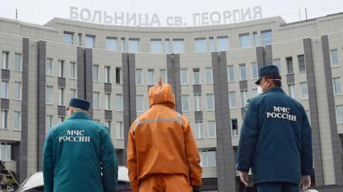 После пожара в петербургской больнице эксплуатация аппаратов ИВЛ этой модели приостановлена