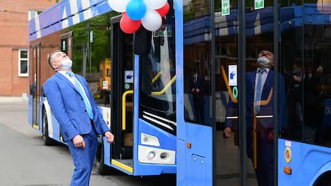 «Горэлектротранс» получил в лизинг первую партию новых троллейбусов из Энгельса
