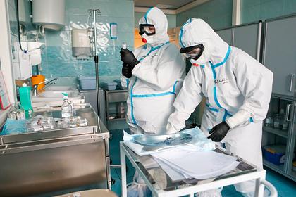 Обновлены данные по зараженным коронавирусом в Москве