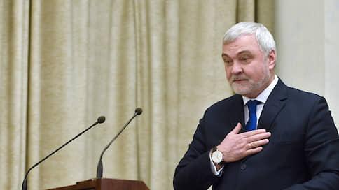 Врио главы Коми выдвинул свою кандидатуру на пост главы региона