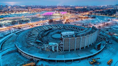 «СКА Арена» выпускает парк // Рядом с новым ледовым стадионом на месте СКК к 2023 году появится рекреационная зона за 500 млн рублей