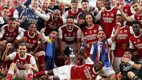 «Арсенал» обыграл «Челси» и стал победителем Кубка Англии